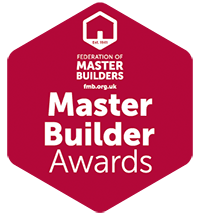 Federation of Master Builders - awards for Stonewood Builders of Distinction and new build houses