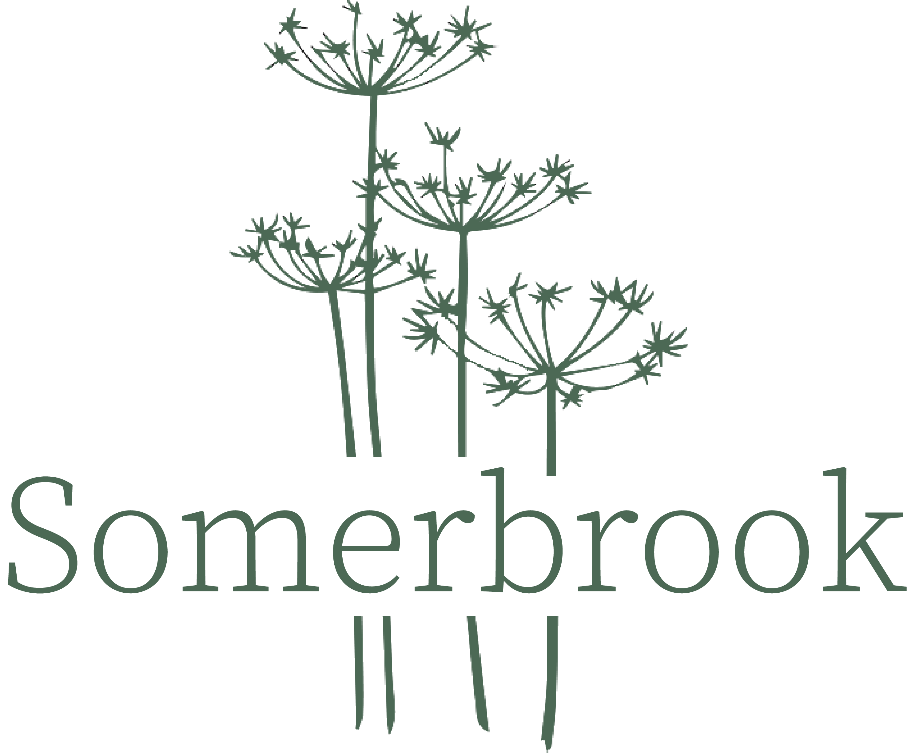 Somerbook, Great Somerford - new build houses by Stonewood Partnerships, logo