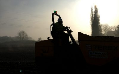 Work has started onsite in Great Somerford